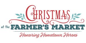 Christmas at the Farmer's Market logo