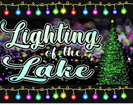 Lighting of the Lake