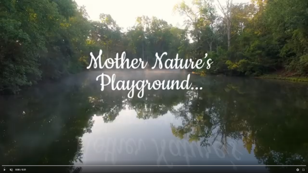 Mother Nature's Playground in Bladen County